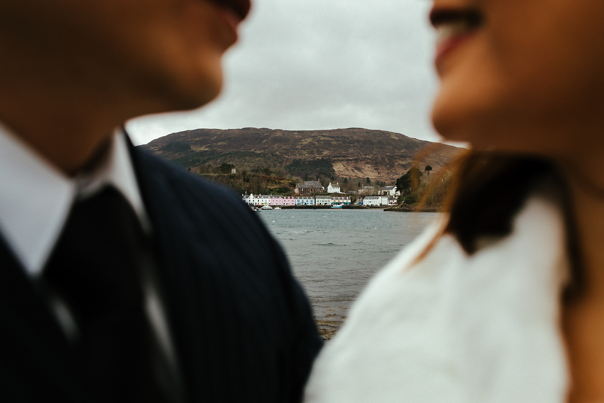 Portree pre wedding photography