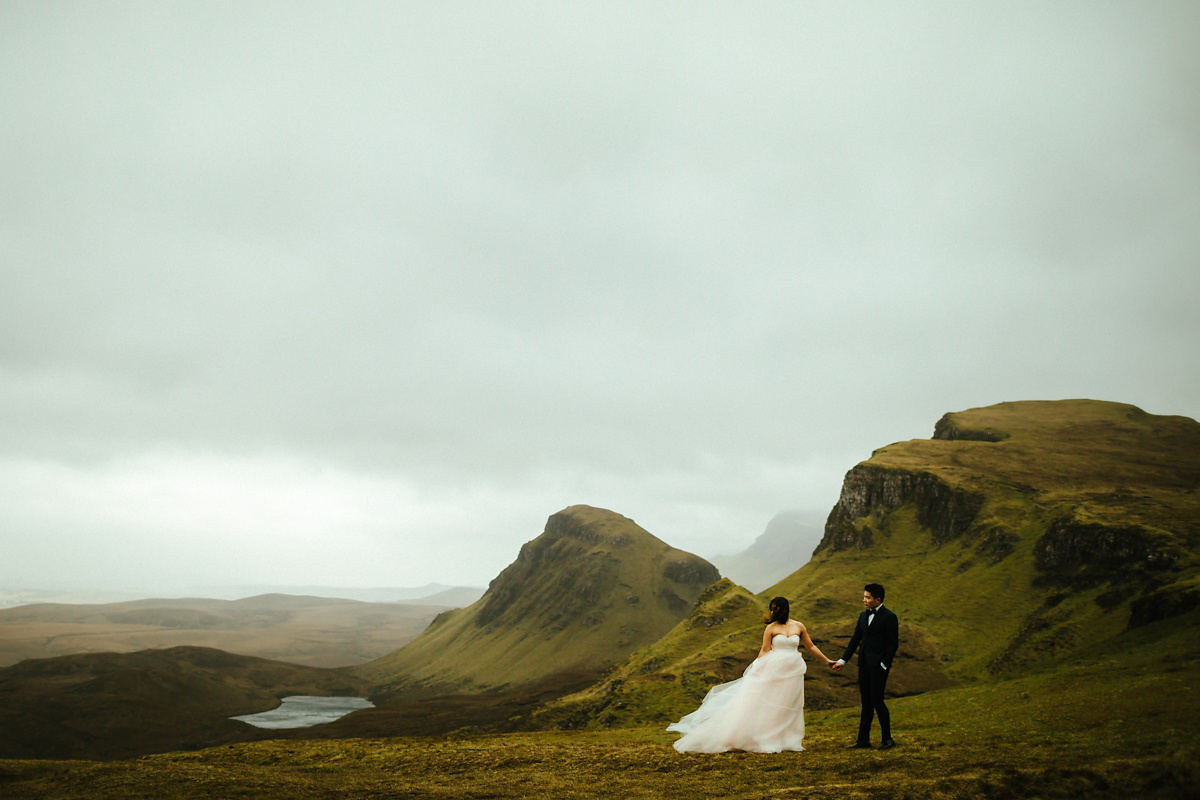 Isle of Skye pre wedding