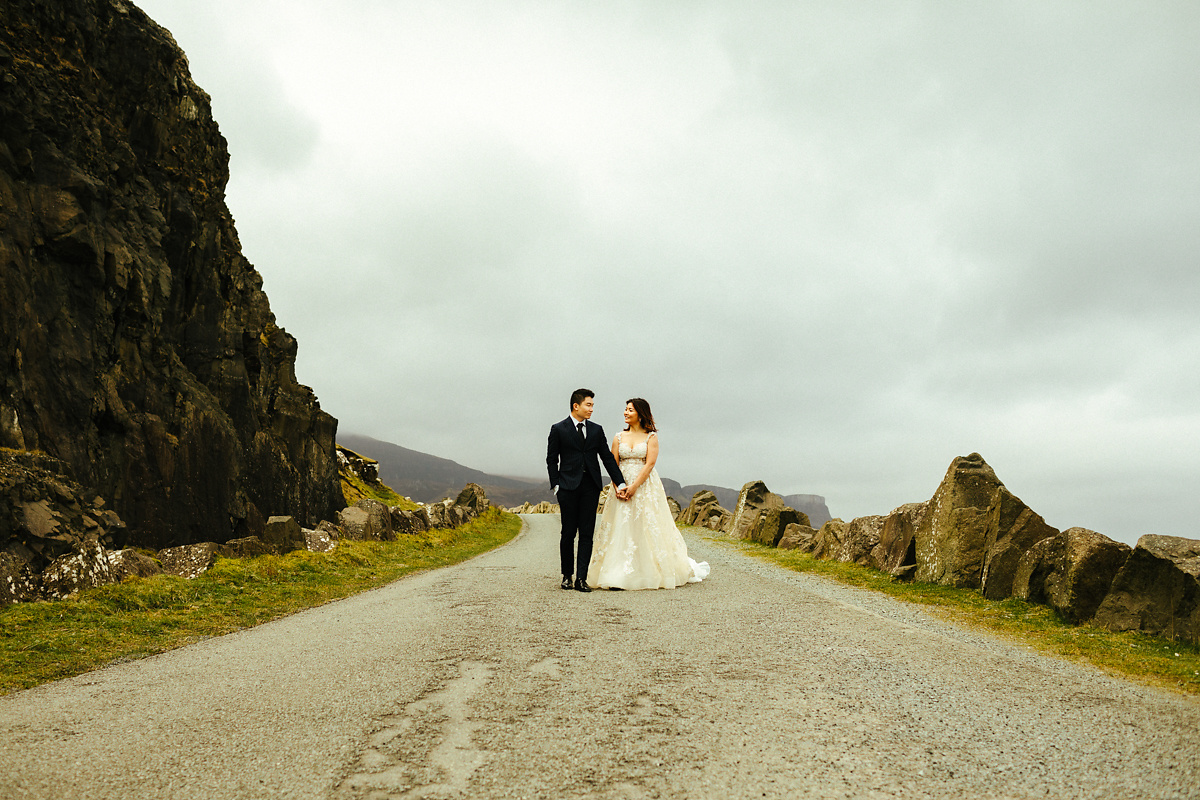 Scotland pre-wedding photographer
