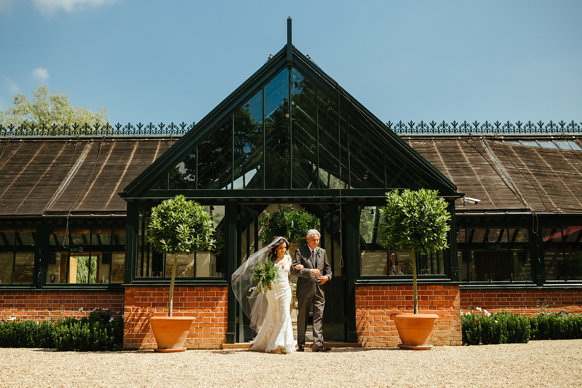 The Dairy Waddesdon wedding photos