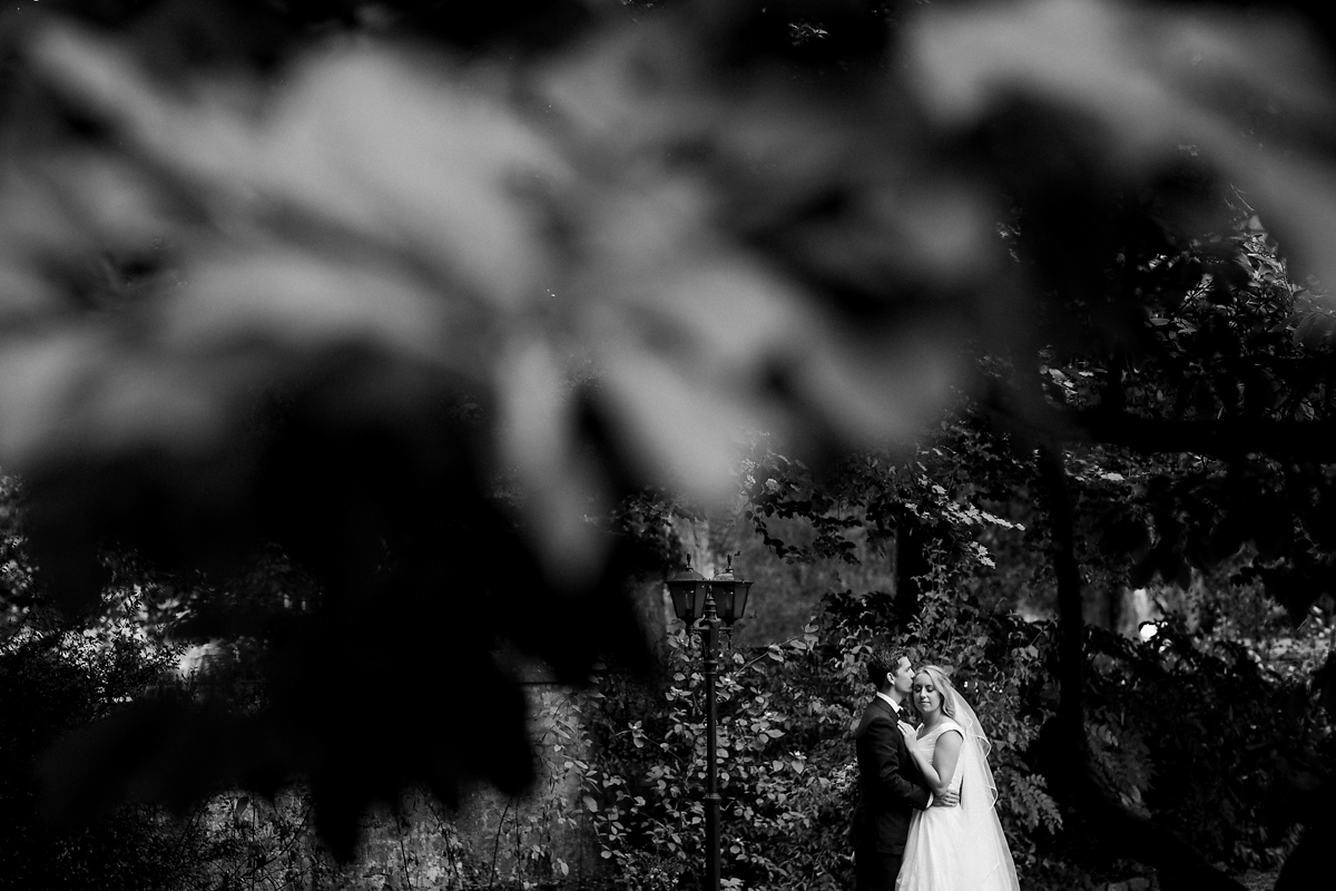 Natural wedding photography at Slaughters Manor House