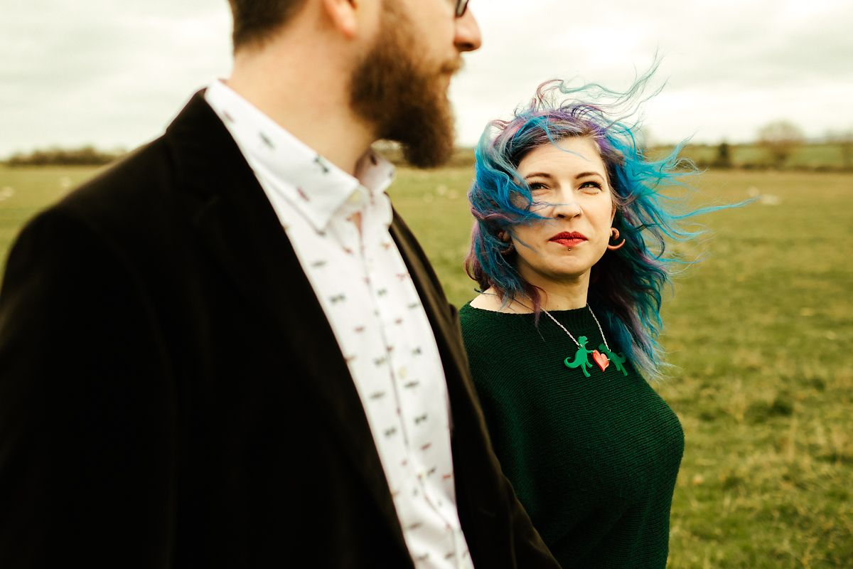 Couples portrait photography in Buckinghamshire