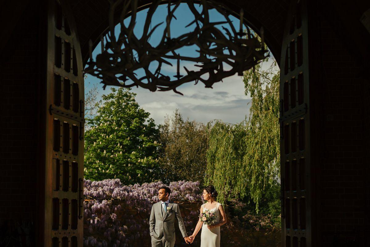 Waddesdon Dairy Wedding Photography