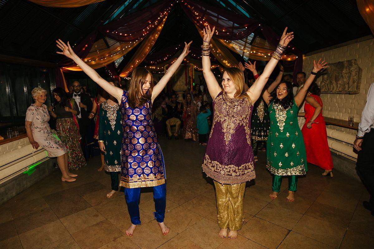 The Dairy Waddesdon English-Asian wedding