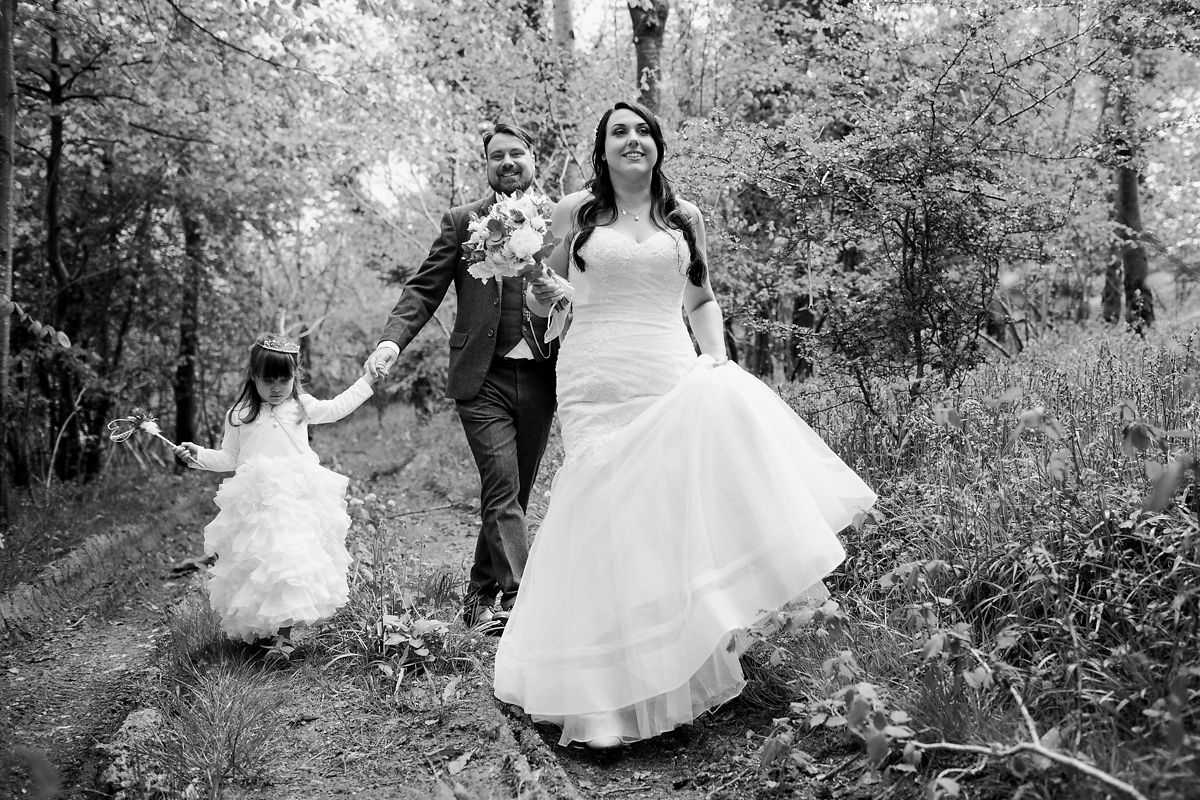 Wedding photo ideas with your kids