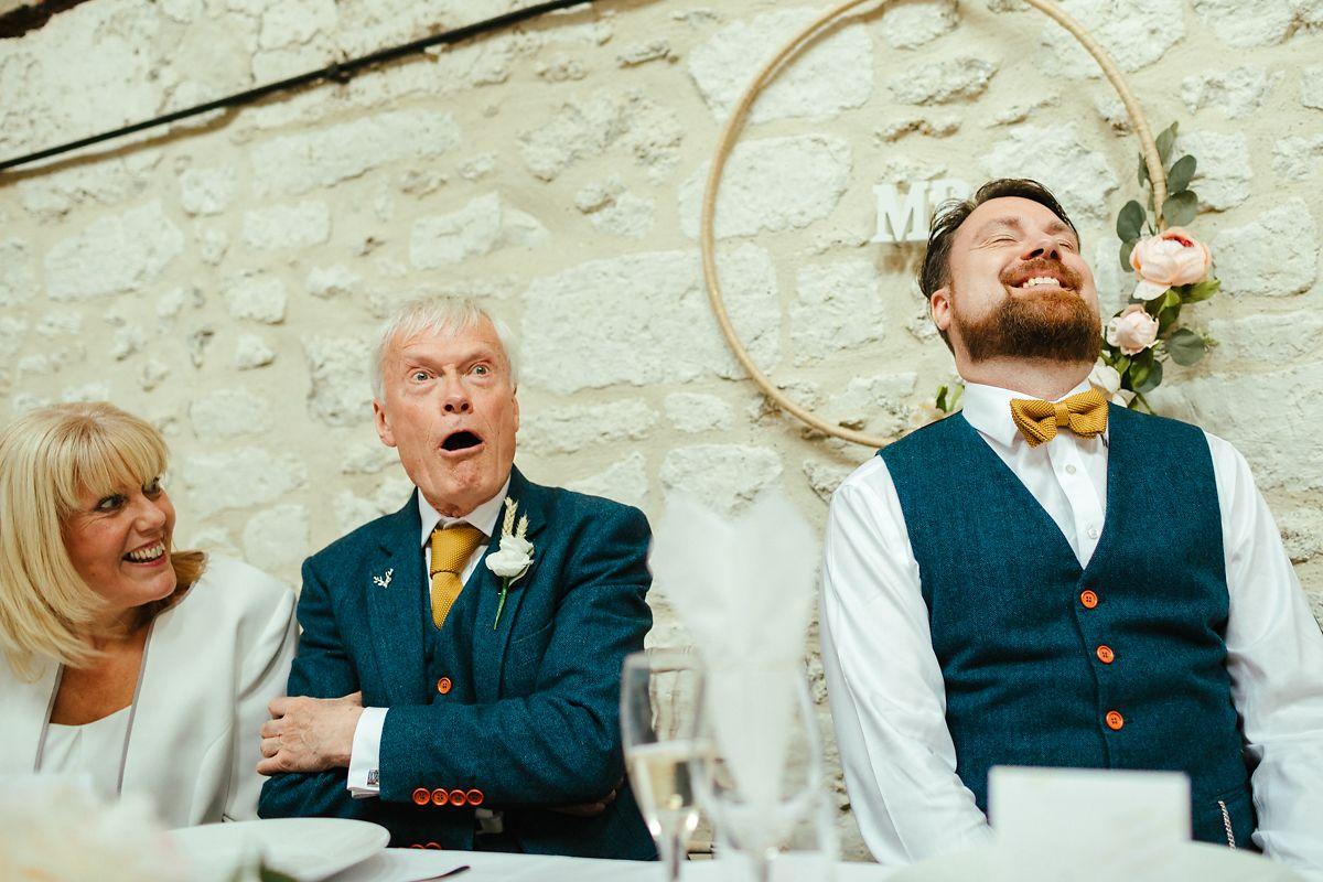 Best reactions to Best man speeches