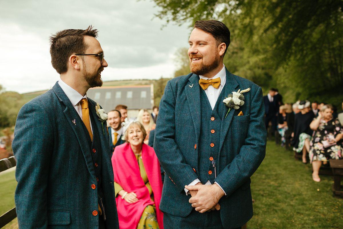 Best outdoor views during wedding in UK