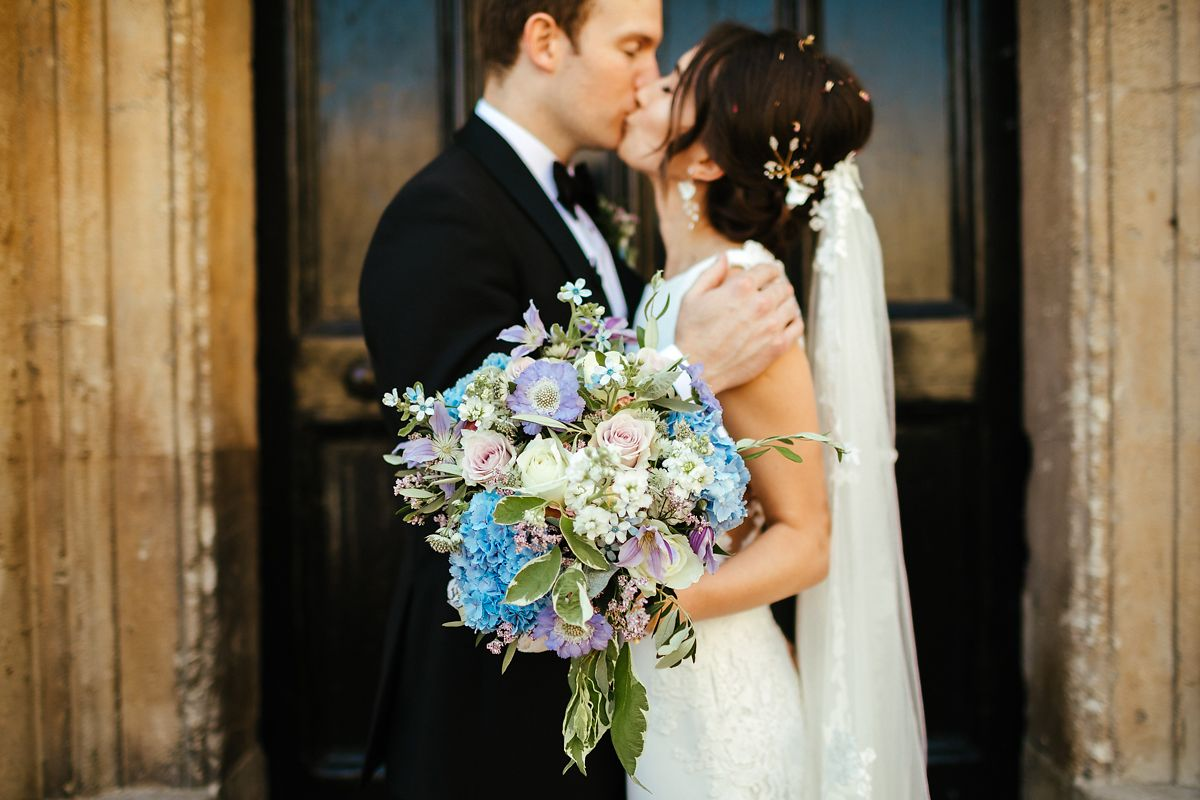 Oxford Brasenose College Wedding Photography