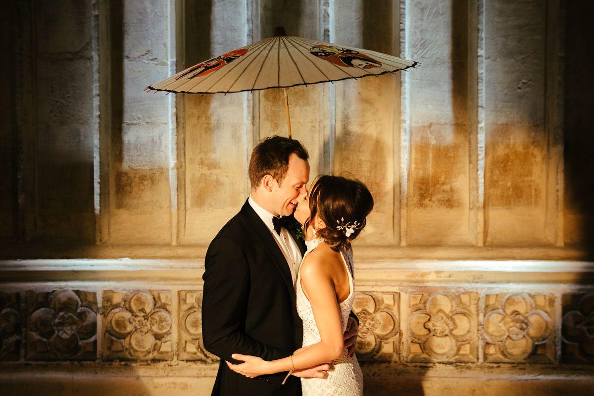Creative Oxford Wedding photographer