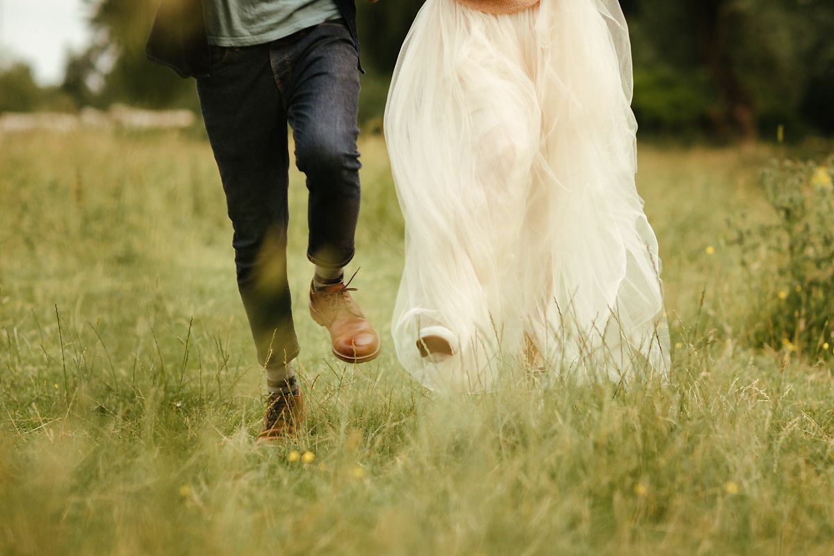 Natural pre wedding photography in Cambridge