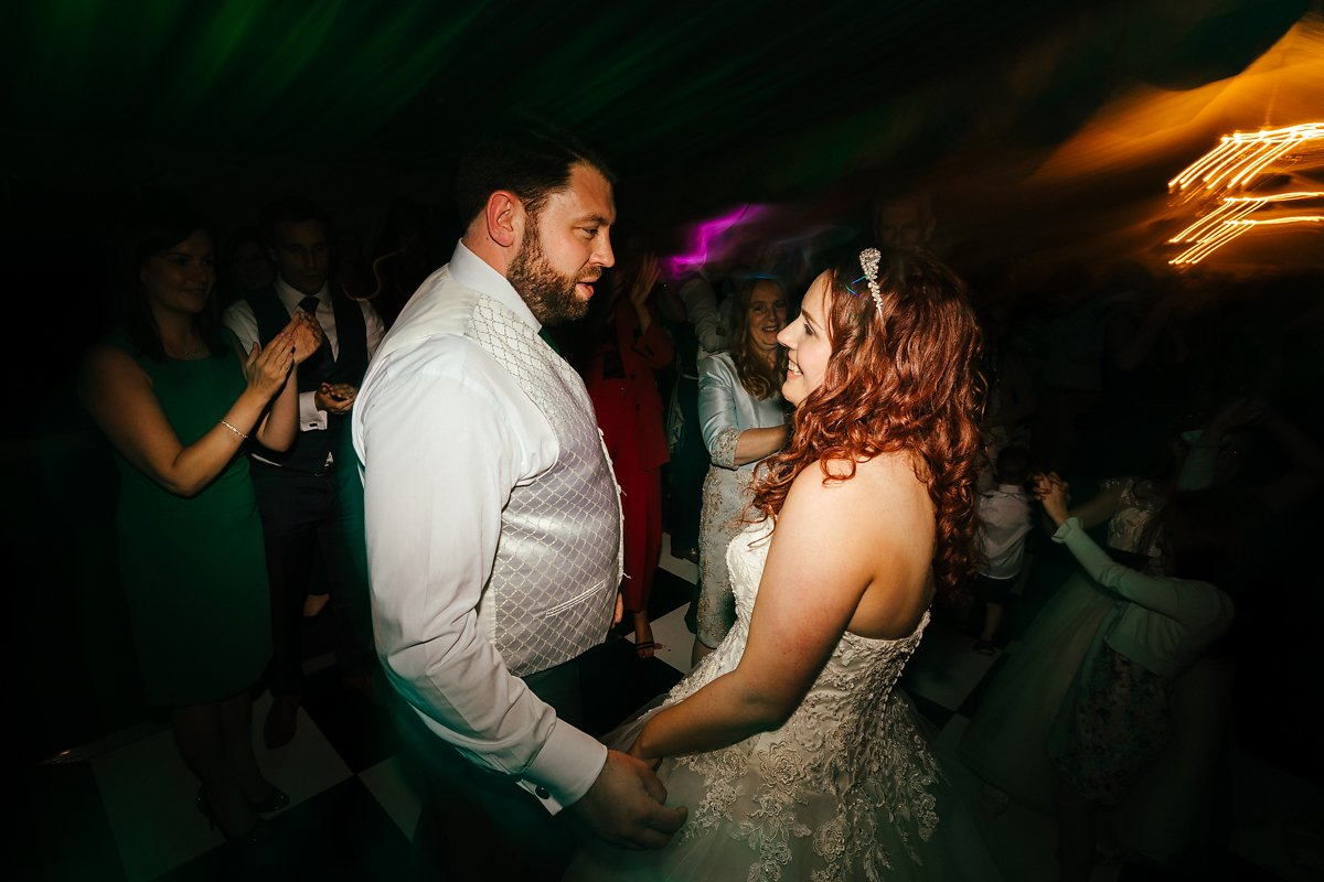 Creslow Manor first dance photography