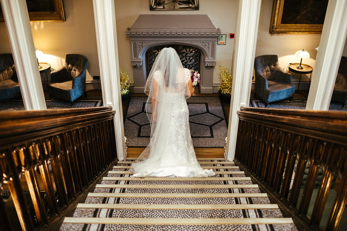 Latimer House bridal wedding photos