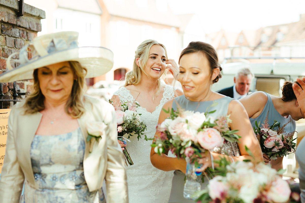 Princes Risborough church wedding ceremony