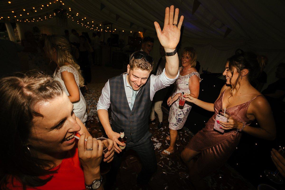 Meadowbrook Farm wedding party