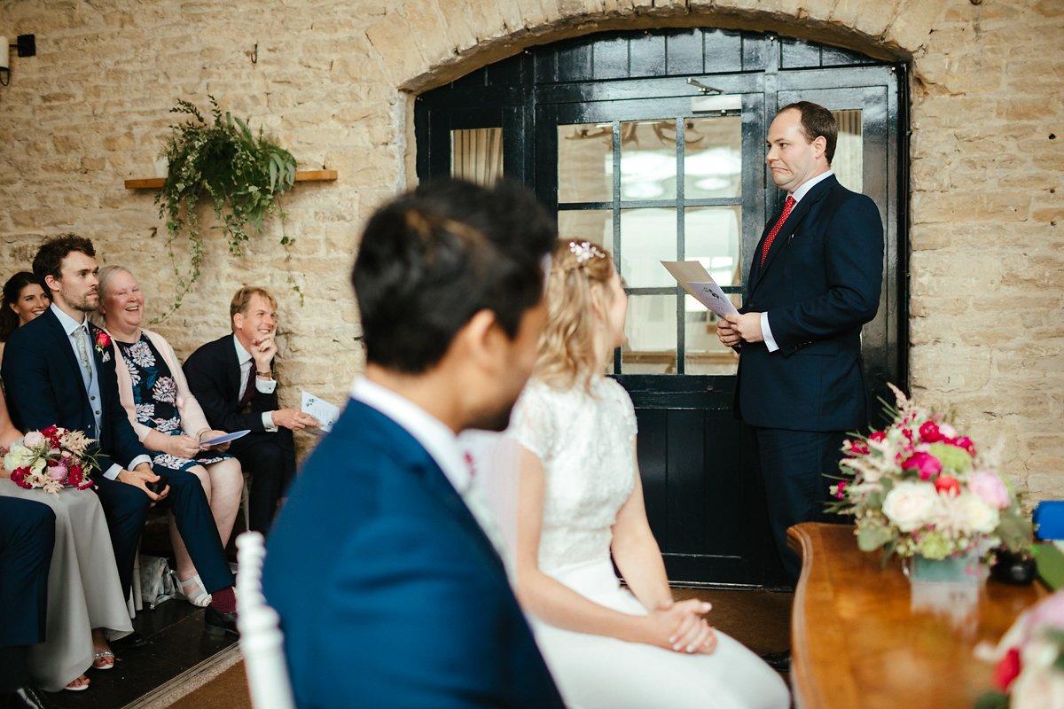 How many readings shall I do on my wedding da?