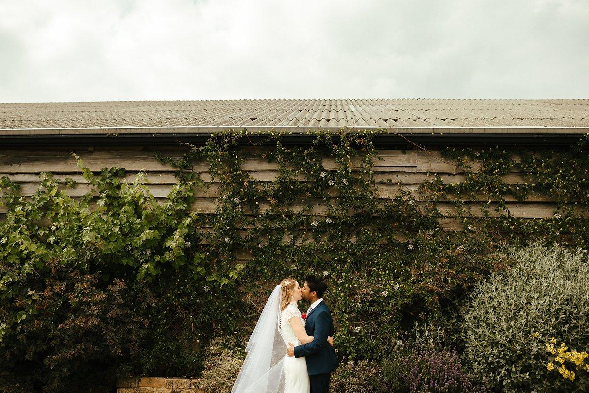 Wedding photography at Merriscourt wedding venue