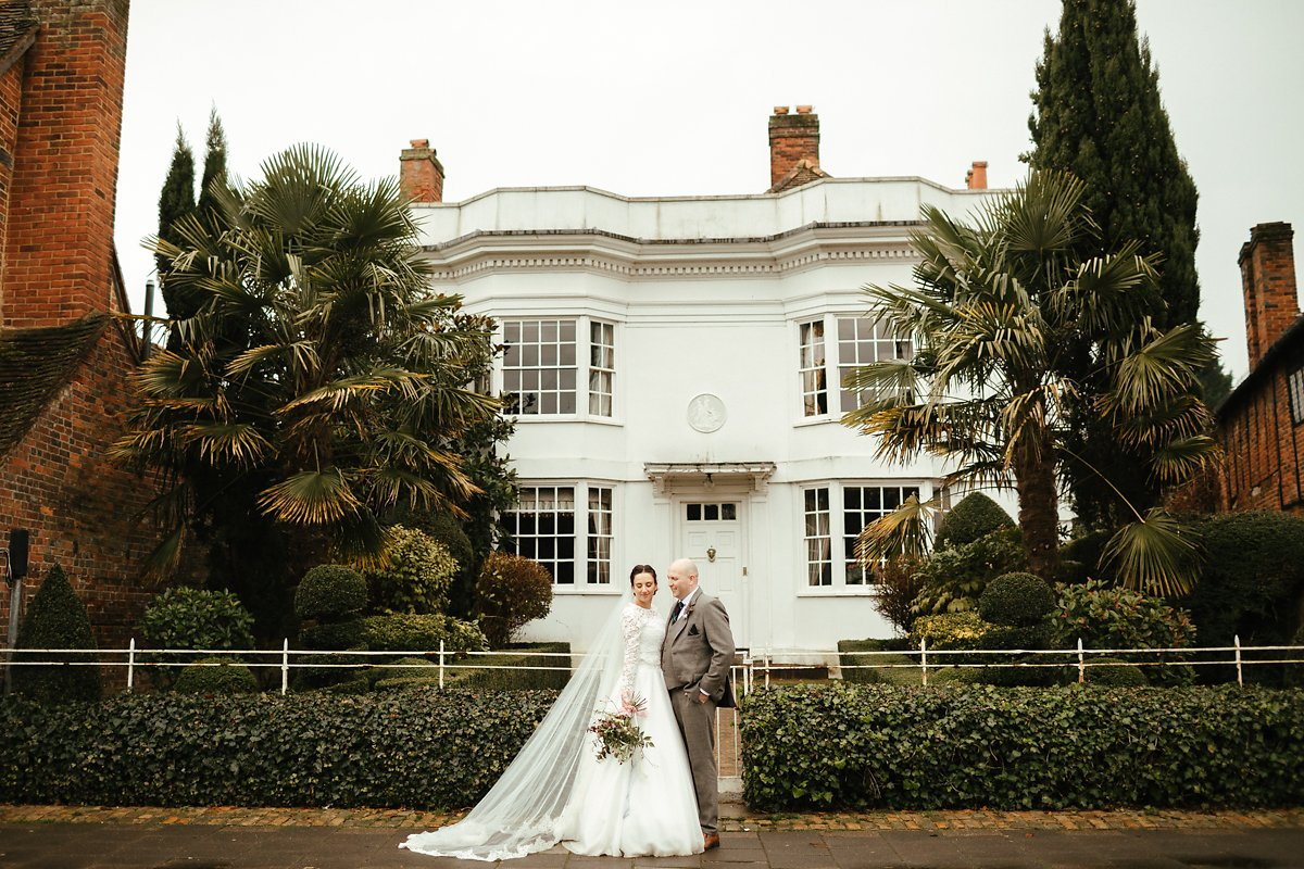 Relaxed Autumn wedding in Old Amersham