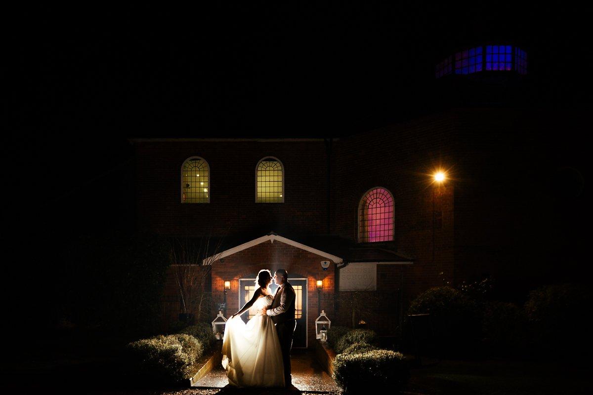 Relaxed autumn Kings Chapel Wedding Photography
