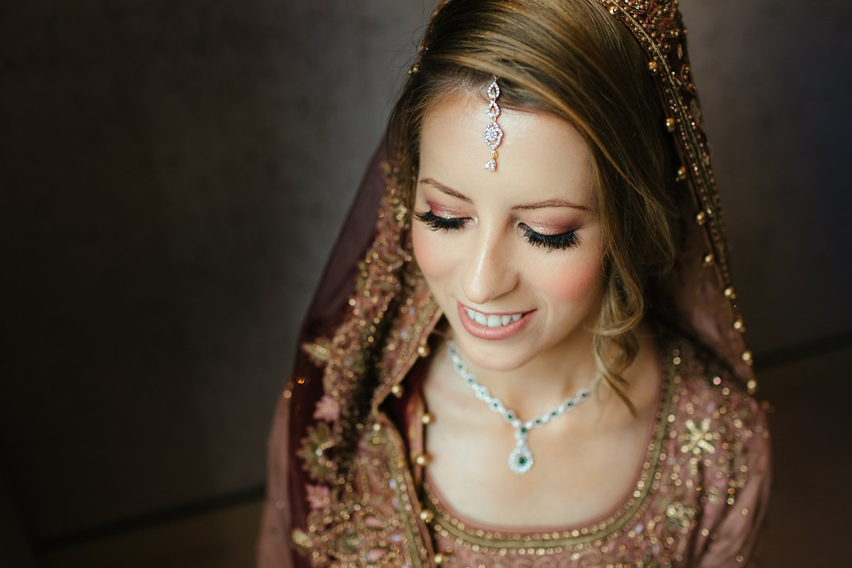Walima photographer at Indian wedding