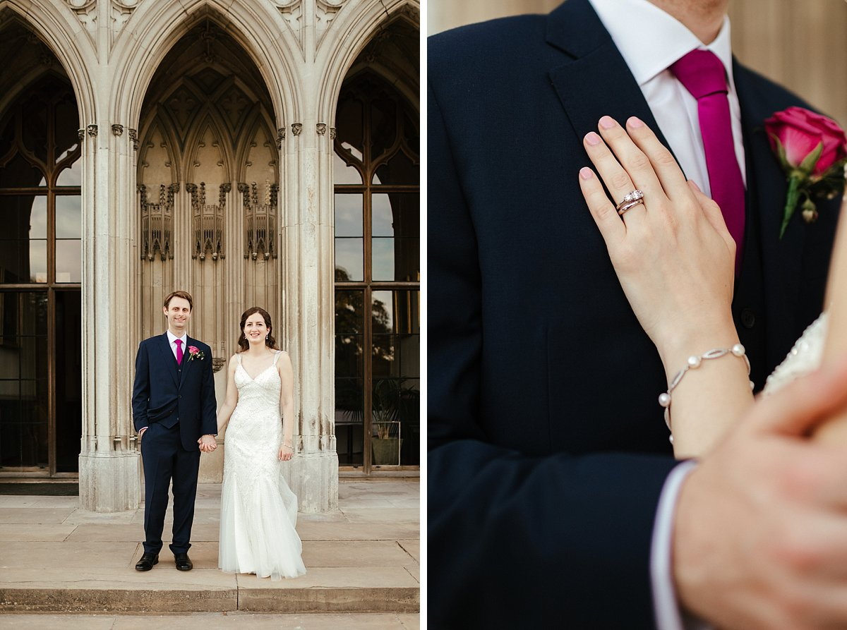 Best Ashridge House Wedding Photographer