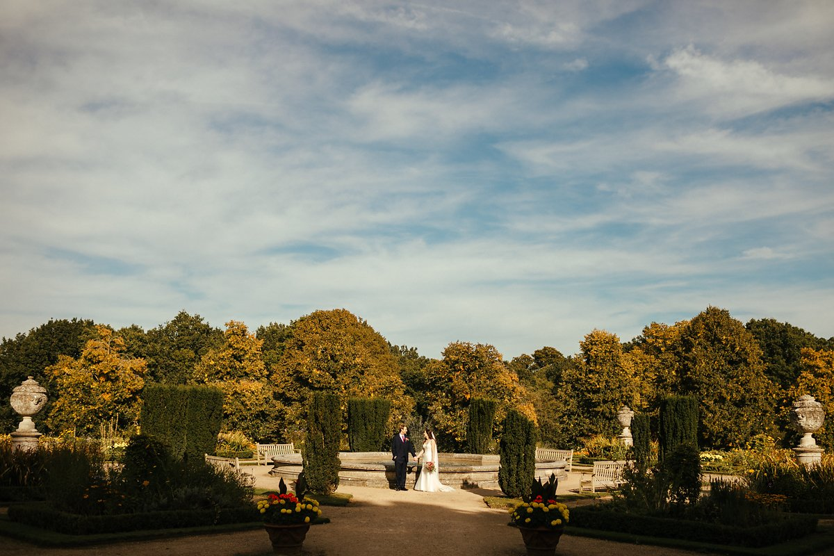 Natural Ashridge House Wedding Photography