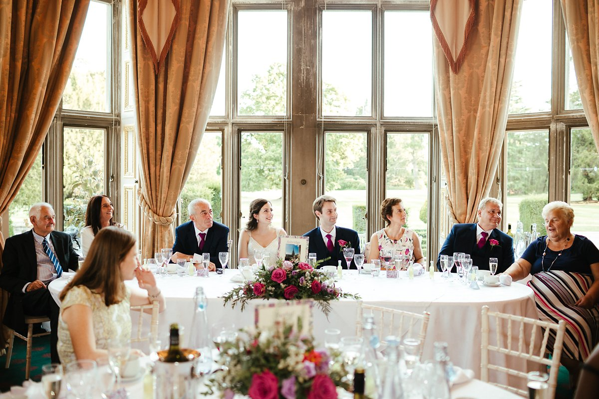 Modern Ashridge House wedding photography