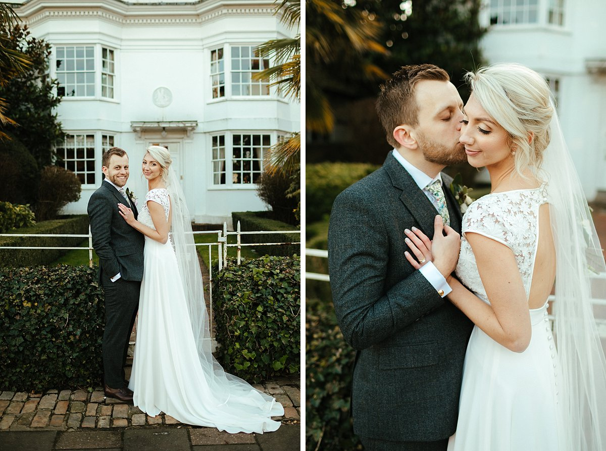 Romantic Old Amersham Wedding photography