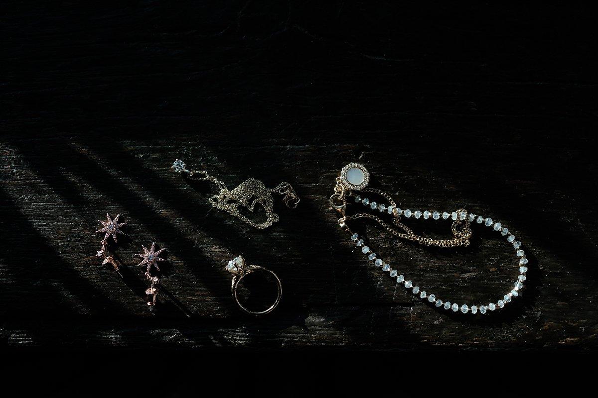Wedding day jewellery ideas