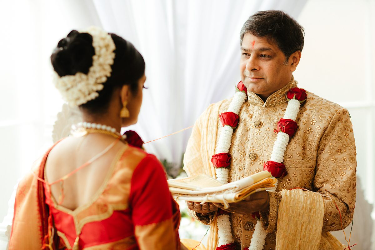 Hindu wedding photographer in London
