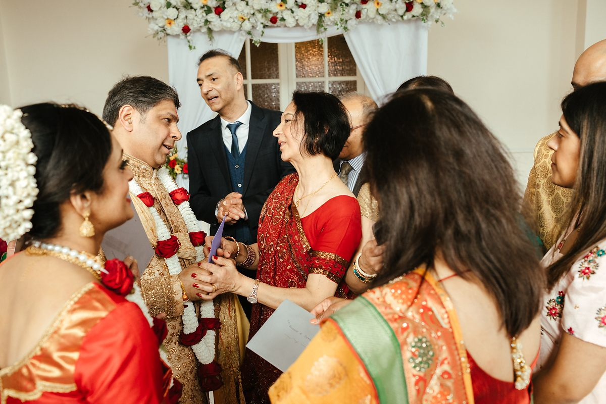 London Hindu wedding photographer