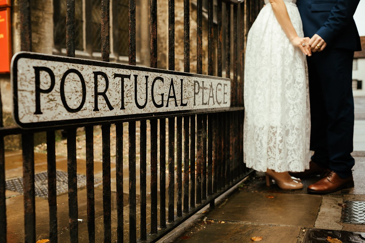 Cambridge Portugal Place
