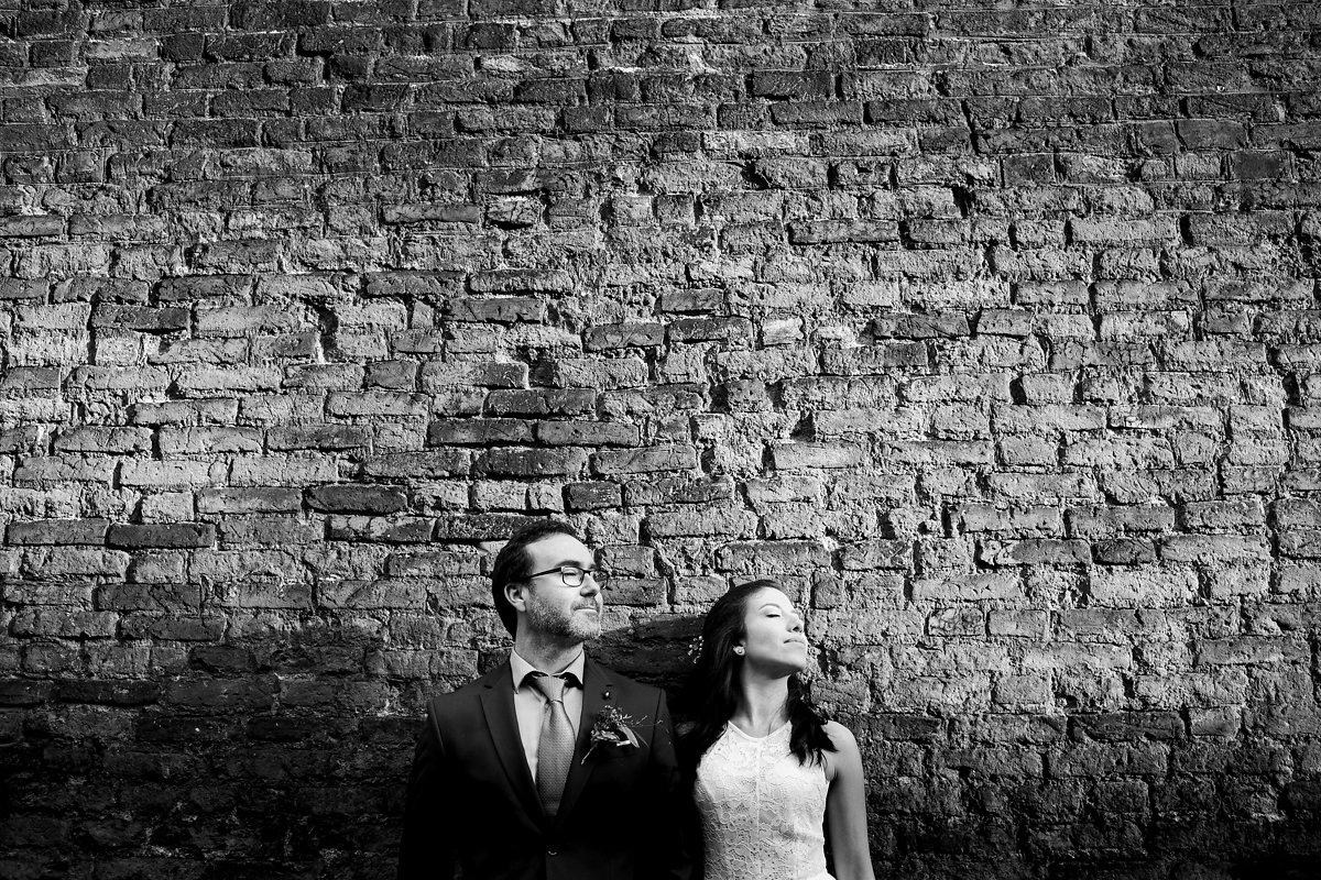 Creative Cambridge wedding photography