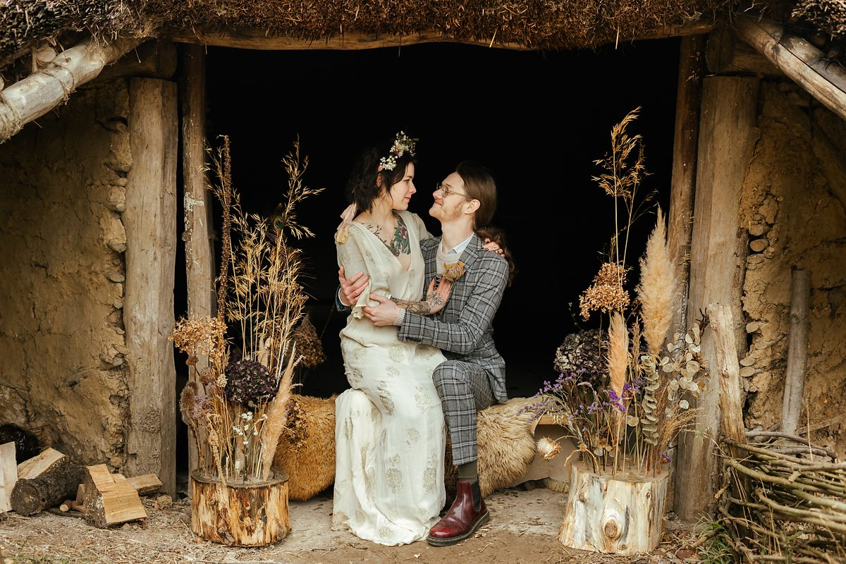Chiltern Open Air Museum Styled photoshoot