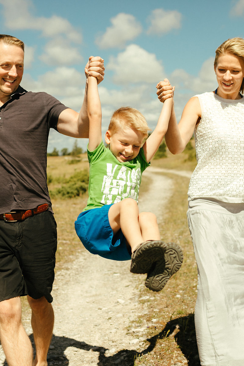Relaxed Buckinghamshire family photography