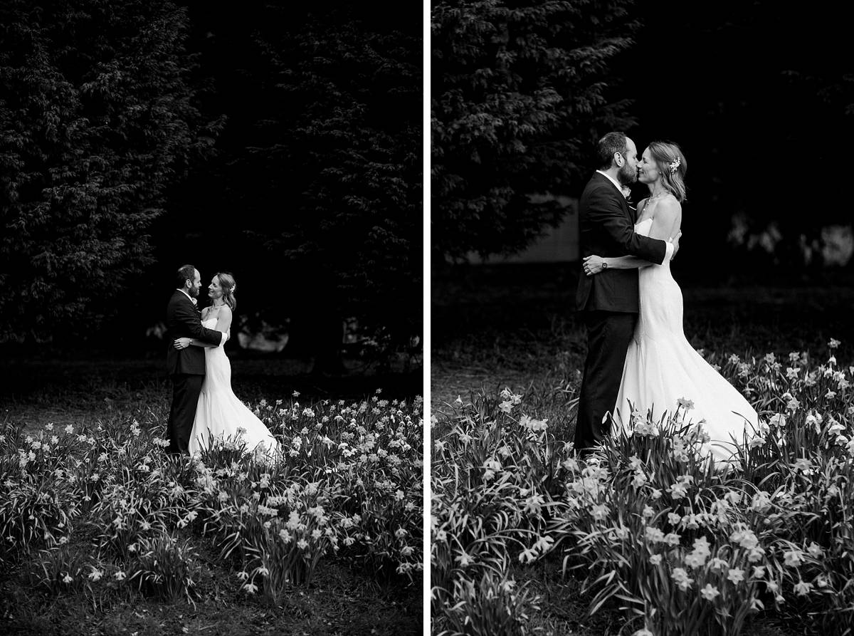 Relaxed Spring Wedding at Missenden Abbey