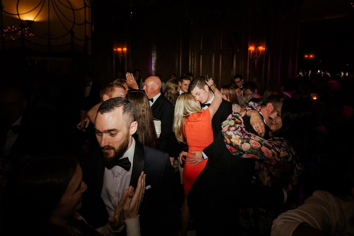 Romantic Claridges wedding photography in London