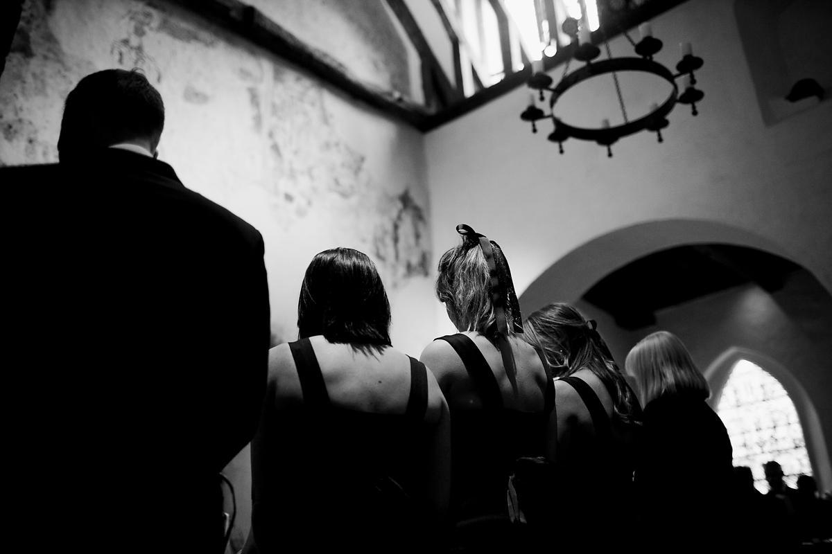 Little Missenden wedding church ceremony