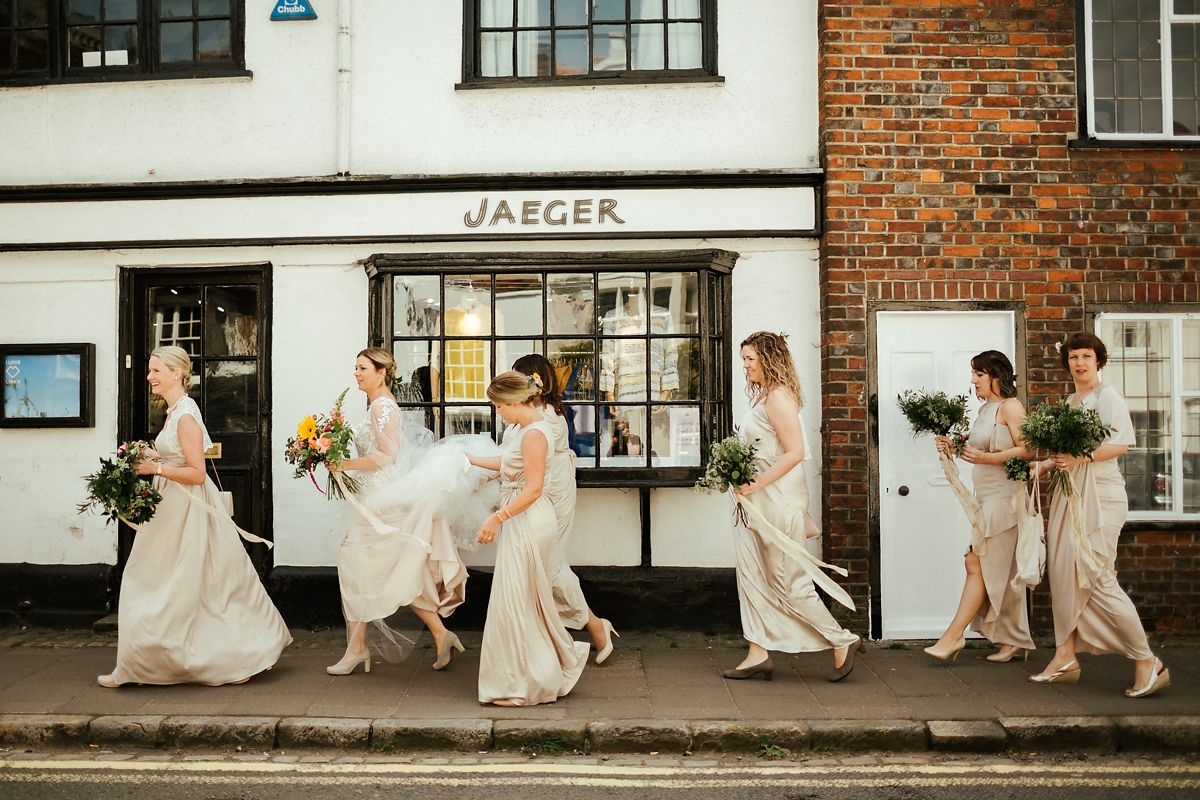 Modern Buckinghamshire Wedding Photography
