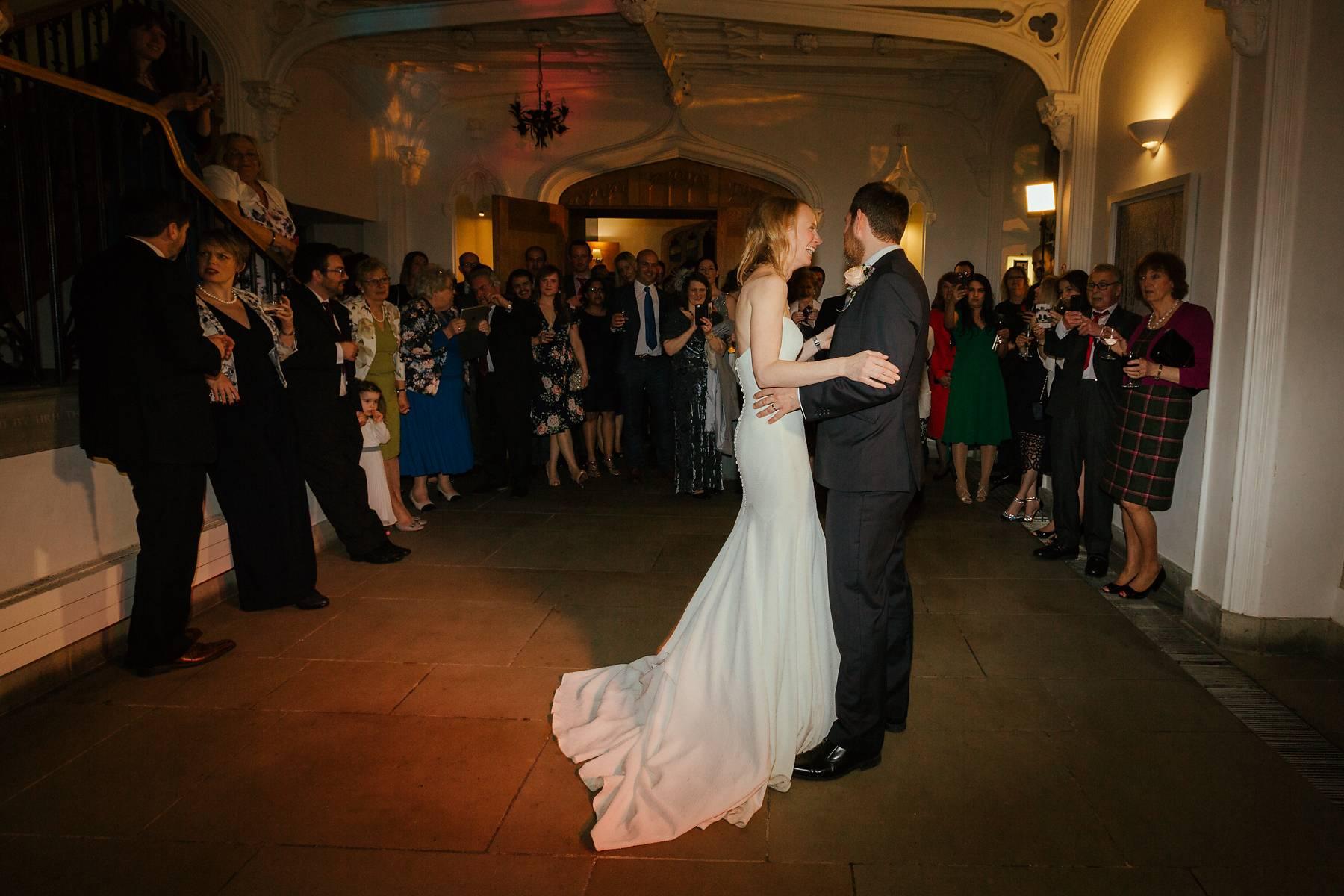 Top Buckinghamshire wedding photographer