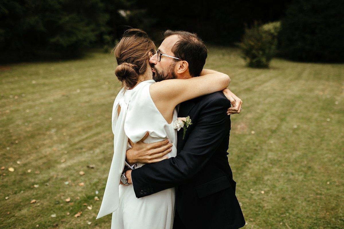 Chic Intimate Wedding in Buckinghamshire