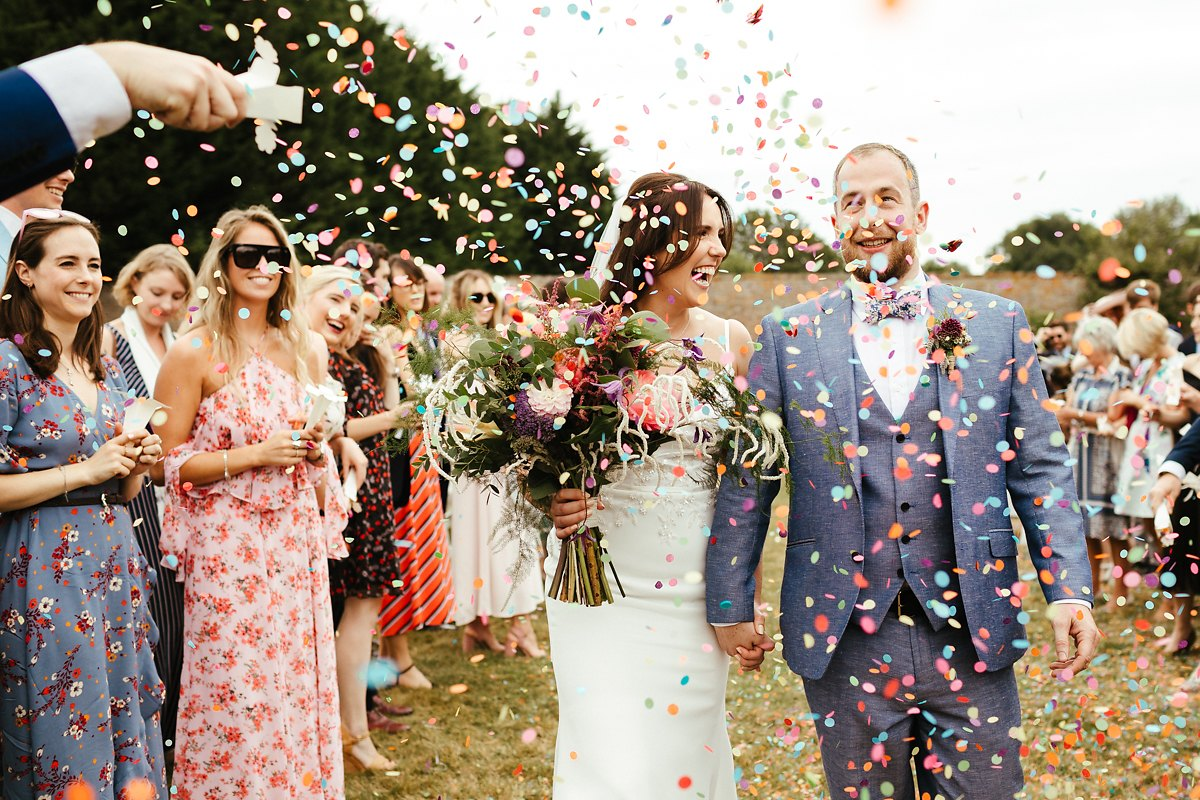 Relaxed Fun Wedding at Notley Abbey