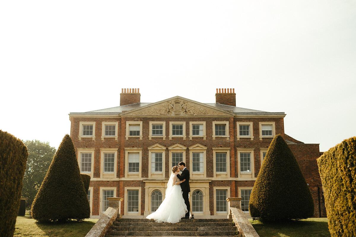 Goodnestone Park Wedding Photography
